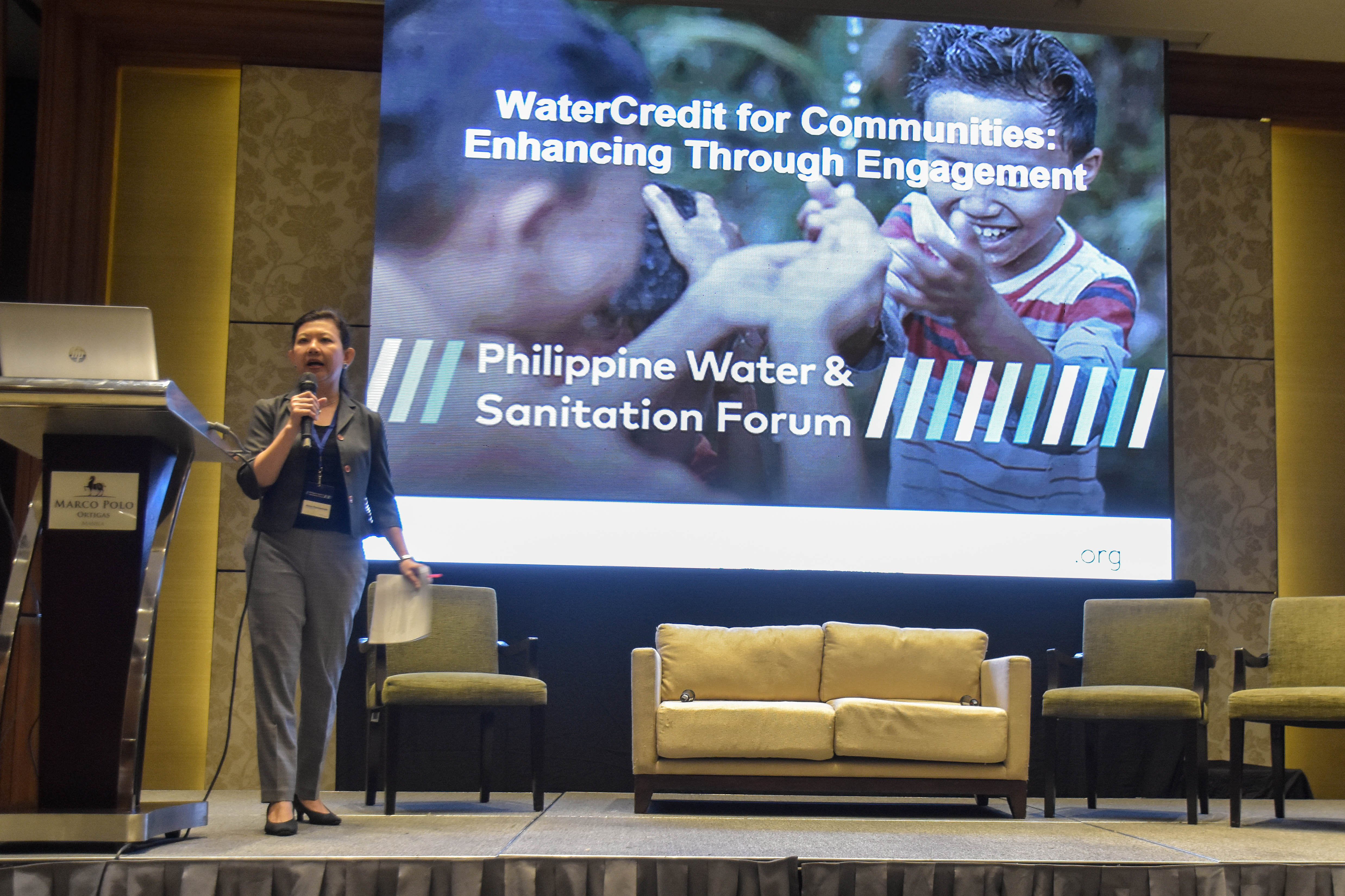 Philippine Water & Sanitation Forum Photo 1