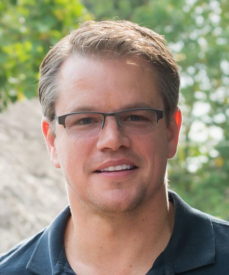 Water.org Co-founder Matt Damon