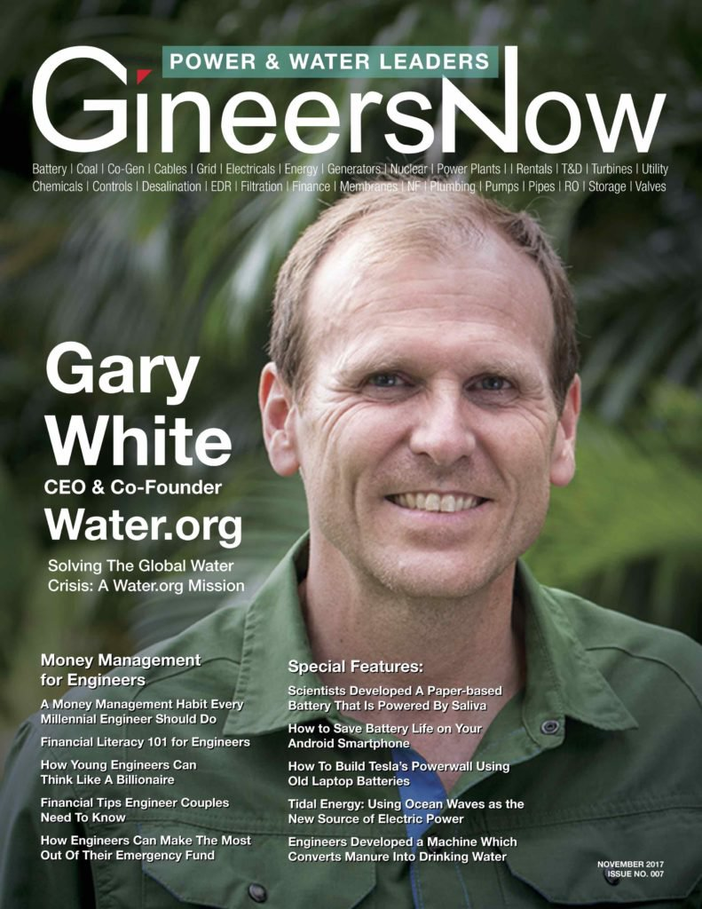 GineersNow cover story