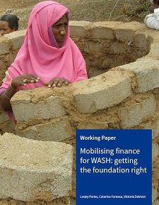 Mobilising finance for WASH March 2019